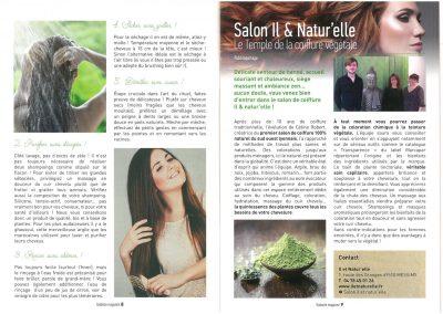 Il & Natur'elle dans le magazine Grabotte