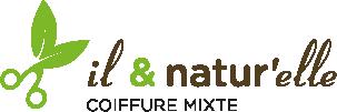 Logo Il & Natur'elle - salon de coiffure à Messimy dans l'ouest lyonnais