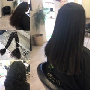 Nos réalisations - Exemple de coiffure 3