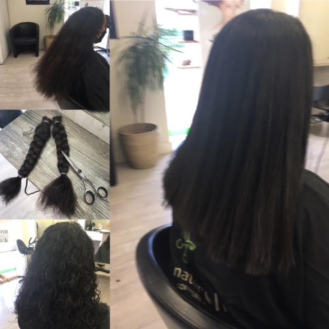 Don de cheveux